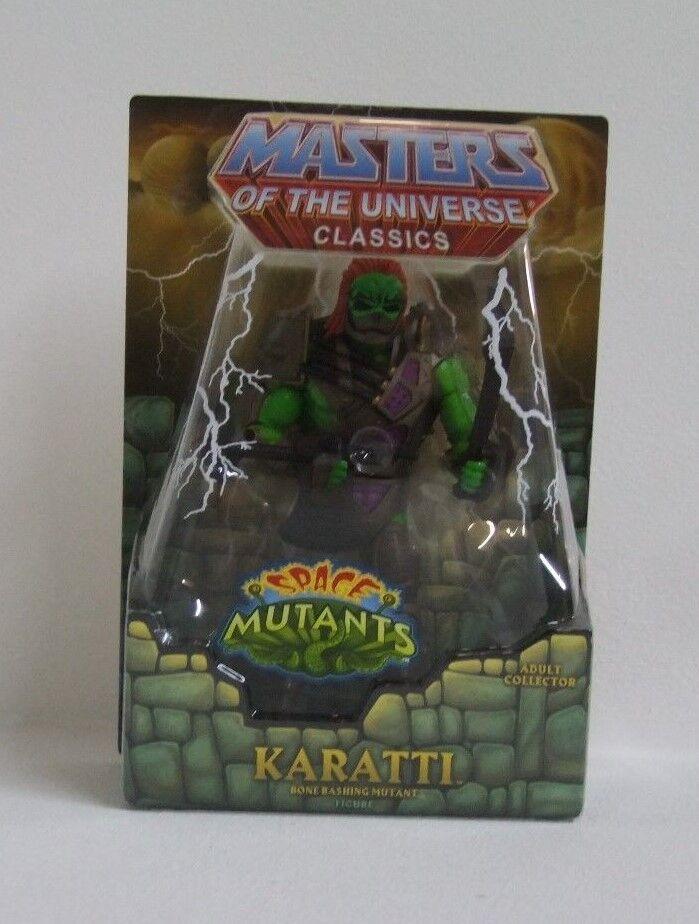 Meister des universums motu klassiker - raum mutanten karatti action - figur