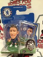 SOCCERSTARZ CHELSEA GARY CAHILL GREEN BASE SEALED IN BLISTER PACK