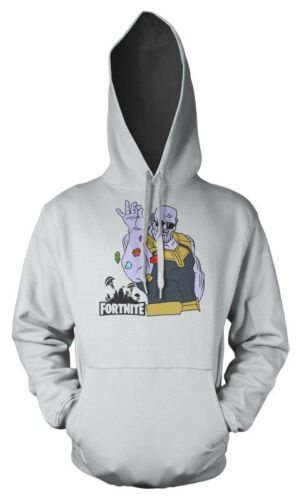 Thanos Infinity Gaming Kids Hoodie