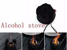Alocs Alcohol Spirit Burner Stove Furnace for Camping Cooking Outdoor+Free Bag