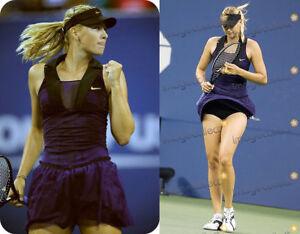 Nwt-Nike-Tuxedo-Maria-Sharapova-Women-Tennis-Dress-XS-S-Small-M-Medium-skirt