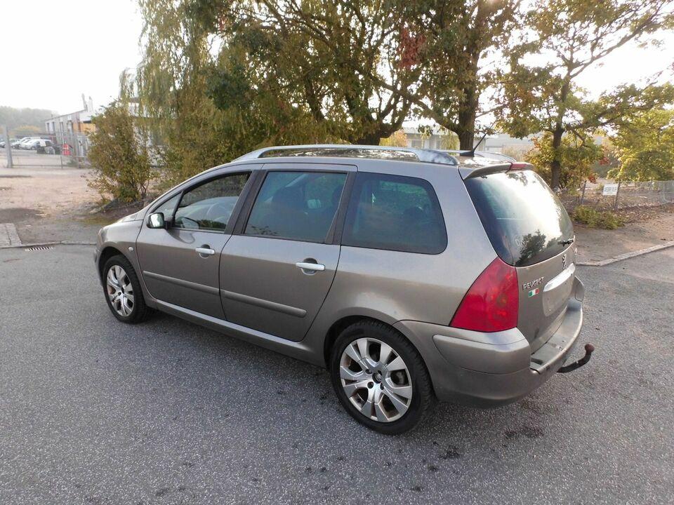 Peugeot 307 2,0 SW 7prs Benzin modelår 2004 km 235000 træk 1