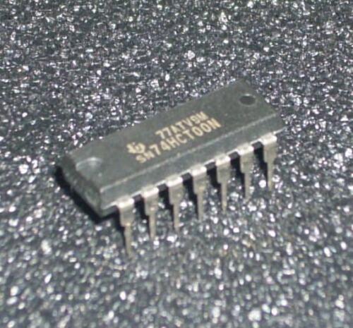 SN74HCT00 CMOS NAND GATE 74HCT00 DIP14 replace 7400 74LS00 5 pcs