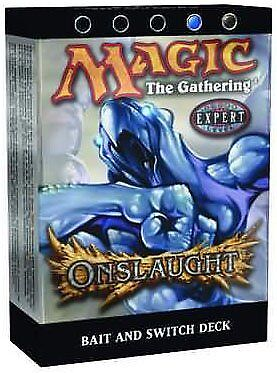 Apocalypse Theme Deck Swoop ENGLISH FACTORY SEALED BRAND NEW MAGIC ABUGames