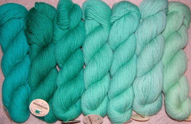 New Paternayan Wool 3ply Persian Yarn Needlepoint Crewel 450 Khaki Brown Family