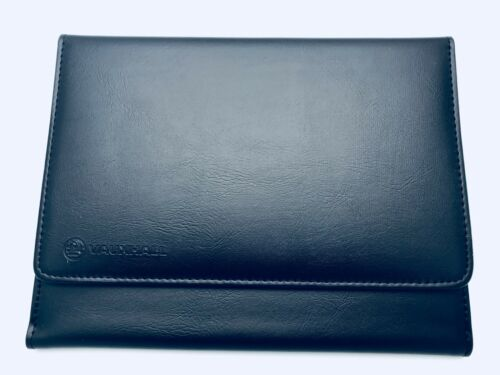 GENUINE Vauxhall AGILA Owners Manual Handbook Wallet Book  Folder  With Logo