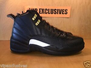 purchase cheap 14deb e8173 Image is loading Nike-Air-Jordan-XII-Retro-12-The-Master-
