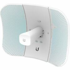 Ubiquiti LBE-5AC-GEN2-US LiteBeam Wireless Bridge 100Mb LAN GigE AirMax AC - White