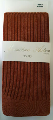 Jonathan Aston Radiance Tights Red and Autumn Size A and B