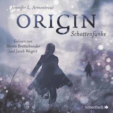 Obsidian 04. Origin. Schattenfunke von Jennifer L. Armentrout HÖRBUCH NEU + OVP