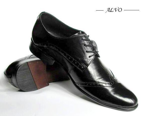 Totalmente Nuevo con Para Hombre Cuero Estilo Formal Zapatos con Nuevo cordones de garantía Tamaño 6 7 8 9 10 11 2b060c