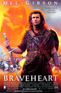 Braveheart-Single-Sided-Poster