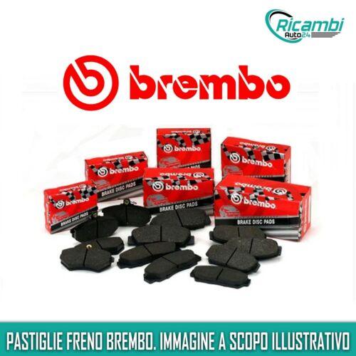 3 Touring P06038 PASTIGLIE FRENO BREMBO POSTERIORI BMW 1-3 X1