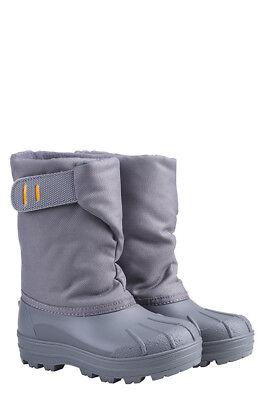 NEW IGOR rain boots SPLASH NAUTICO Yellow made in Spain toddler 10-13 1-3Youth