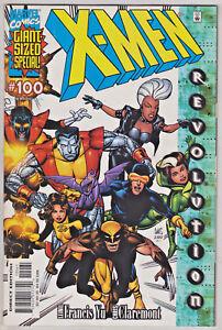 X-MEN-100-VF-NM-2000-PAUL-SMITH-VARIANT-MARVEL-COMICS
