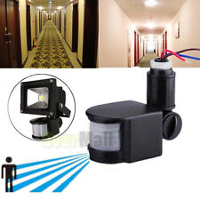 180° 12M Outdoor Security PIR Infrared Motion Sensor Detector Switch LED Light