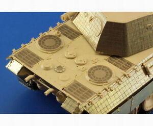 eduard 36330 1//35 Panther Ausf D Zimmerit Vertical detail set for Tamiya