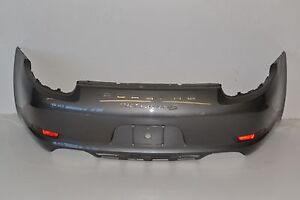 PORSCHE-911-CARRERA-4S-997-3-0-2015-LHD-REAR-END-BUMPER-IN-GRAY