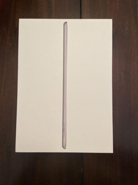 Apple ipad 5th Generation Tablet Wi-Fi 128 GB Gray 2017 New In Box