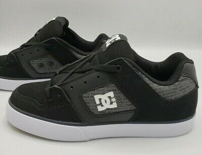 NEW DC PURE SE SKATE GREY HEATHER MEN SHOES SIZE  9 10 /& 10.5  MODEL 301024