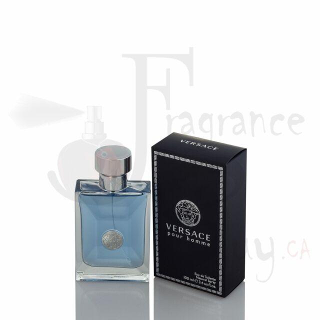 Versace Pour Homme M 100ml Boxed