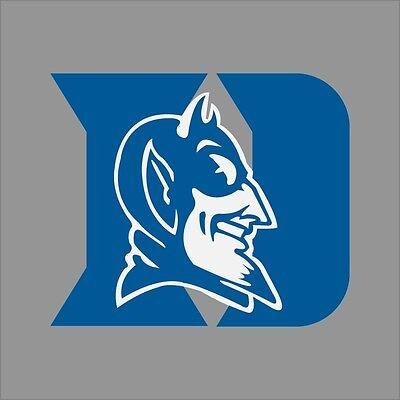 Amazon Com Duke Blue Devils Love Basketball 3 Auto Vinyl Decal Sports Outdoors