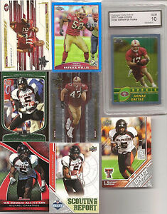 Image Is Loading 8 49ers 4 Mike Crabtree Rcs Frank Gore