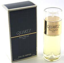 (GRUNDPREIS 139,90€/100ML)MOLYNEUX PARIS QUARTZ WOMAN 100ML EAU DE PARFUM SPLASH