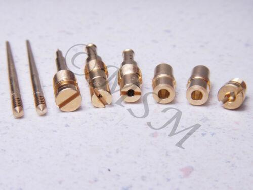 88-91 HONDA TRX300 FOURTRAX 300 /& 4x4 NEW K/&L CARBURETOR REBUILD KIT 18-9270
