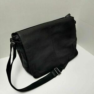 Cartier Black Calf Leather Bag L1001325BLK Really nice