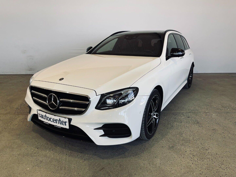Mercedes E220 d 2,0 AMG Line stc. aut. 5d - 3.195 kr.