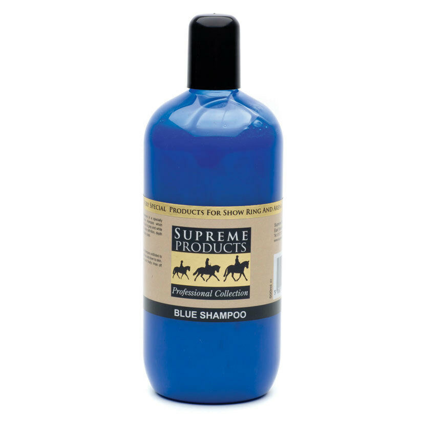 Supreme Products Blau SHAMPOO Colour Enhancing 5L For Grau Weiß Horses 500ml 1L 5L Enhancing be1a3f