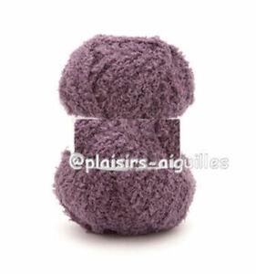 10 pelotes de laine PHIL DOUCE ROUGE NEUVES