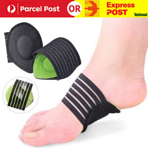 Foot-Heel-Pain-Relief-Plantar-Fasciitis-Insole-Pads-amp-Arch-Support-Shoes