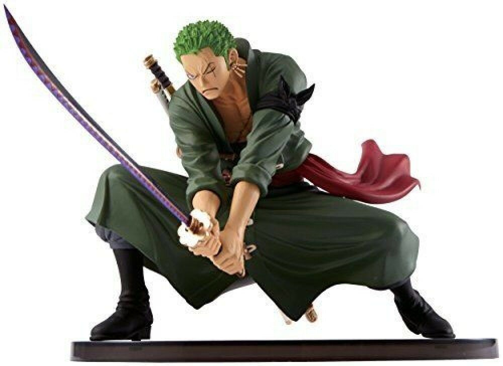 One Piece SCultures BIG modeling king summit decisive battle 4 vol.3 Zorro F S