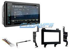 "6.2"" SOUNDSTREAM CAR STEREO RADIO W/ SIRIUS XM & BLUETOOTH W/ INSTALLATION KIT"