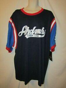 mens-akademiks-baseball-t-shirt-5XL-nwt-stadium-league-blue