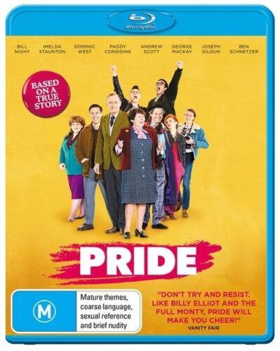 1 of 1 - Pride (Blu-ray) Bill Nighy - Comedy - Drama - Based on True Story