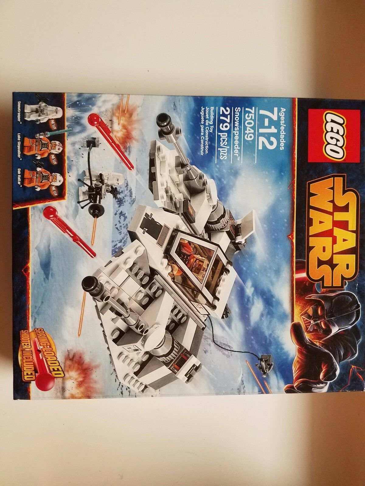 LEGO Star Wars 75049 Snowspeeder (Discontinued by Manufacturer)