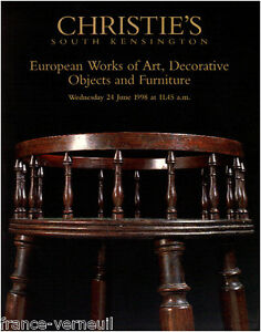 Christie's English European Furniture 18th 19th Century George Iii Victorian... Apparence éLéGante