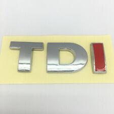Tdi Badge Sticker Emblem Decal For Vw Golf Polo Lupo Passat Eos Mk4 Mk5 Mk6 S80 Fits Quantum