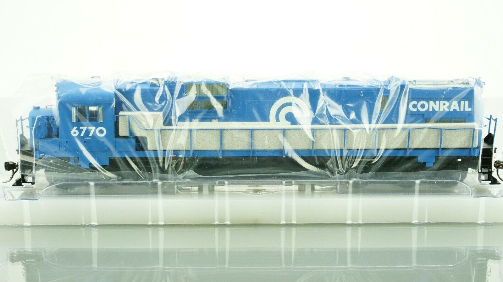 Bowser Alco C630 Conrail Dcc Listo Escala Ho