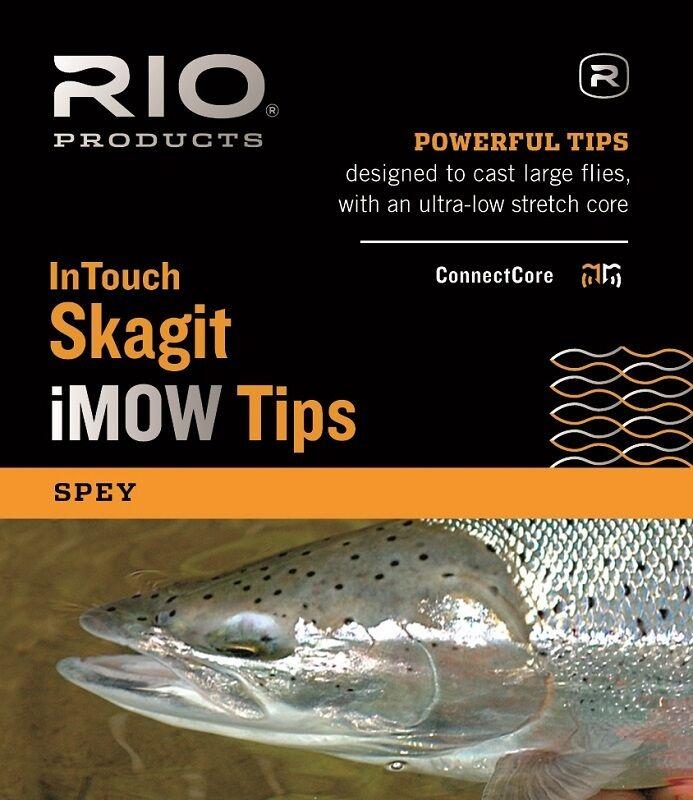 Rio InTouch Skagit I-Cortar Punta Kits-iMow Light-Nuevo