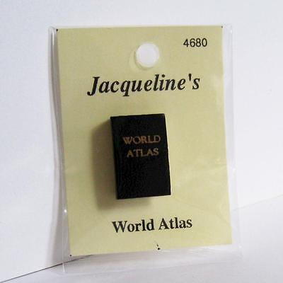 DOLLHOUSE Book World Atlas Jacqueline/'s 4680 Miniature 1-12 gemjane