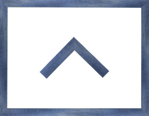 MDF-Bilderrahmen MORENA 20,3 x 25,4 cm Kantiger Bauhausstil in 43 Farben.