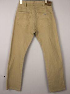 Armani Jeans Hommes Droit Slim Jeans Extensible Taille W32 L30