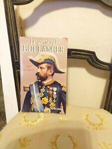 Jean-Garrigues-Le-General-Boulanger-Olivier-Orban-1991-TBE