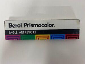 Vintage-Berol-Prismacolor-Eagle-Art-Colored-Pencils-Lavender-12-In-Box-934