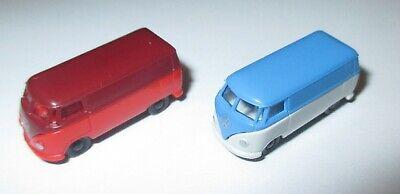 Rietze  VW T1 Bully Kasten   5 Stück   Neu