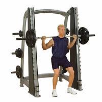 Body Solid Pro Club Scb1000 Counter-balanced Smith Machine
